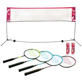 The Racket Pack Start Sport Badminton Set