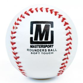 MasterSport Soft Touch Rounders Ball