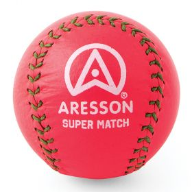 Aresson Super Match Rounders Ball - Pink