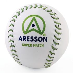 Aresson Super Match Rounders Ball - White