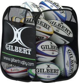 Gilbert Fold Away Rigid Rugby Ball Bag