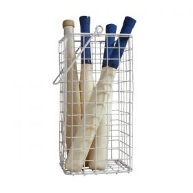 Rounders Bat Carrying Basket