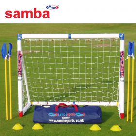 Samba Colour Coded Goal Set