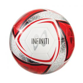 Samba Infiniti Training Ball - White/Red/Black