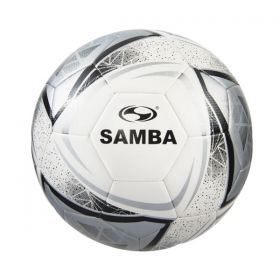 Samba Infiniti Training Ball - White/Silver/Black