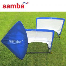Samba Pop Up 4ft Square Goal - Pair