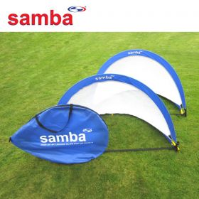 Samba Pop Up Goal 4ft - Pair