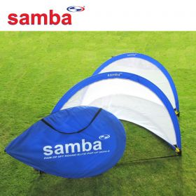 Samba Pop Up Goal 6ft - Pair