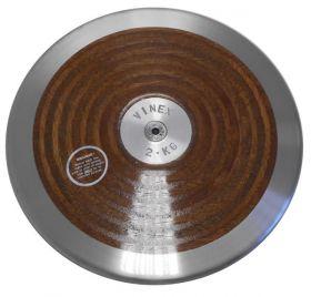 Wood Discus