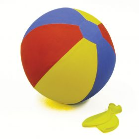 Cloth Covered Balloon Ball  250mm, Cotton