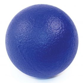 Coated Foam Ball 90mm - Blue