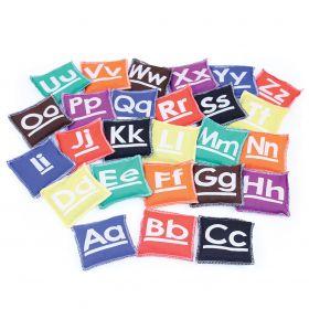 Alphabet Bean Bag - Bag of 26