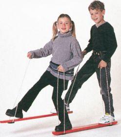 Summer Ski Skis For 2 - Pair