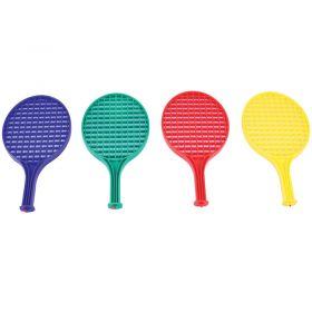 Mini Plastic Racket - Set of 4