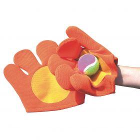 Hook And Loop Glove Set