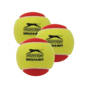 Slazenger Beginners Tennis Balls Pack of 3