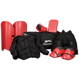 Slazenger Hockey Academy Premium Goalkeeping Kit Junior