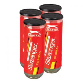 Slazenger Tie Break Tennis Balls - 1 Dozen