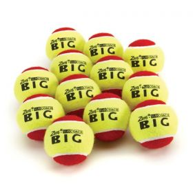 Zsig Big Red Mini Tennis Balls - Dozen