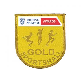 Sportshall Secondary Badges