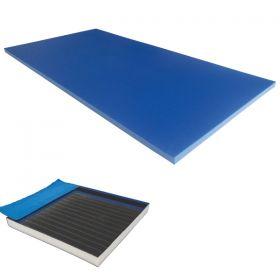 Gym Mat - Super-Lite-Link - 1.22m x 0.91m x 22mm (4' x 3' x 22mm)