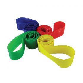 Plastic Team Bands