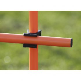 Precision Boundary Pole Swivel Clips