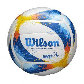 Wilson Splatter AVP Beach Volleyball