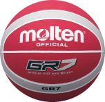 Molten BGR Coloured Basketball