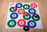 New Age Bowls/Kurling Kounters Colour Target