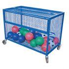 Mesh Storage Trolley
