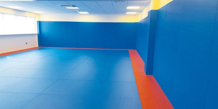 Wall matting